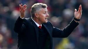 Ole Gunnar Solskjaer Manchester United 300319