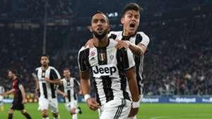 Medhi Benatia Paulo Dybala Juventus Milan Serie A
