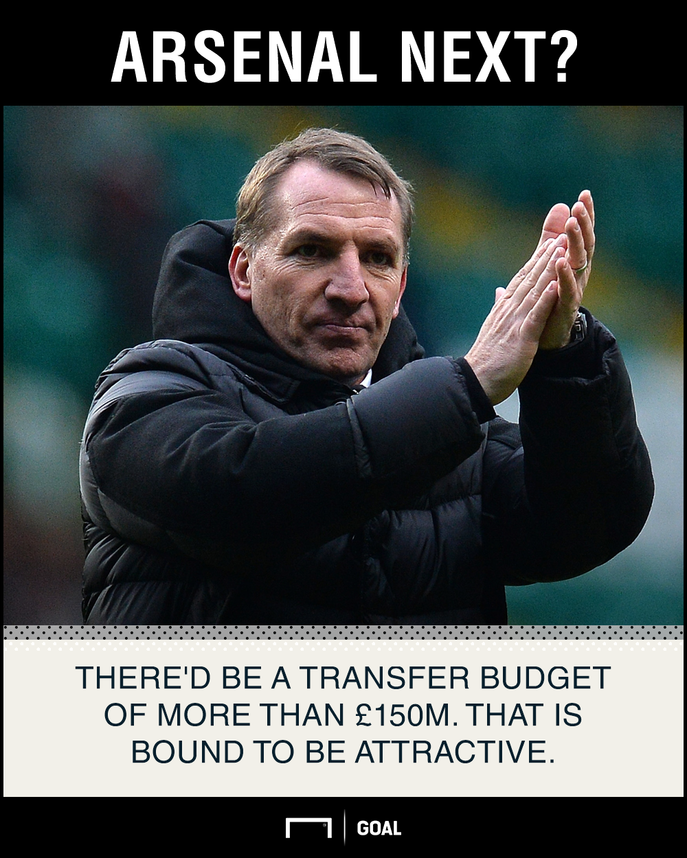Brendan Rodgers to Arsenal John Hartson