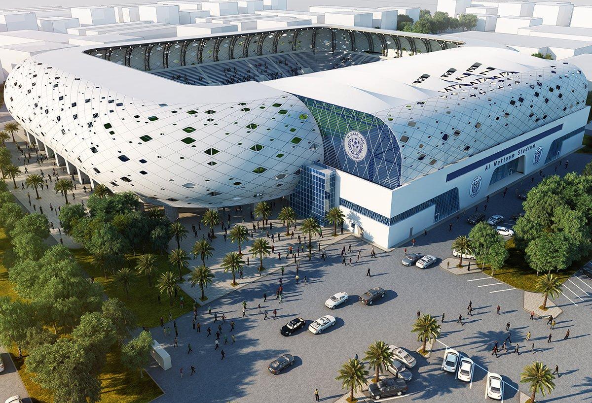 Al Maktoum Stadium Dubai