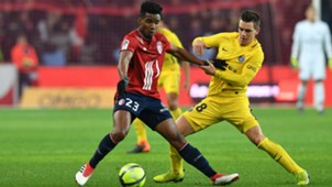 Giovanni Lo Celso Thiago Mendes Lille PSG Ligue 1 03022018