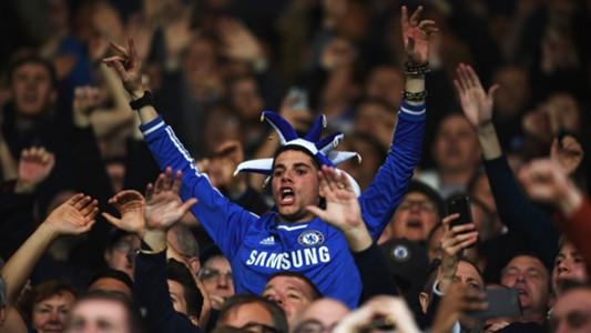 West Bromwich, Chelsea, Fans, 12052017