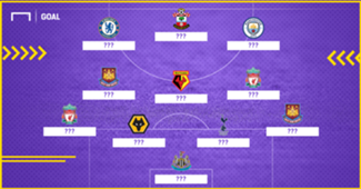 EPL Team of the Week 16