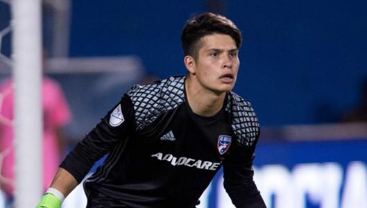 Jesse Gonzalez FC Dallas