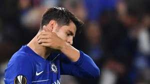 Alvaro Morata Chelsea 04102018