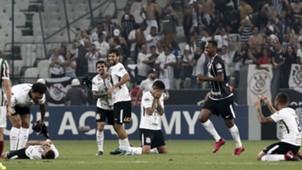 Festa campeao Corinthians Fluminense Brasileirao Serie A 15112017