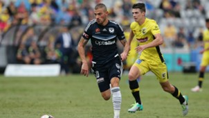 James Troisi Central Coast Mariners v Melbourne Victory A-League 19022017