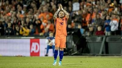 Wesley Sneijder, Netherlands 06092017
