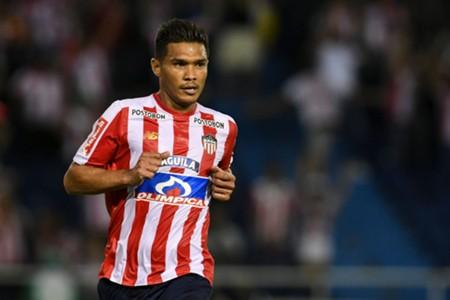 Teófilo Gutiérrez Junior de Barranquilla Copa Libertadores 2018