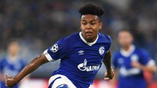 Weston McKennie Schalke 09182018