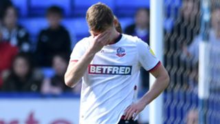 Callum Connolly Bolton Wanderers 2018-19