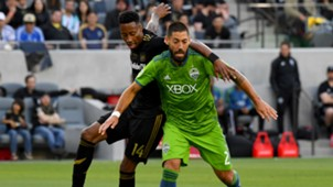Clint Dempsey Mark Anthony-Kaye LAFC Seattle Sounders MLS