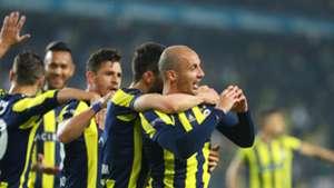 Aatif Chahechouhe Fenerbahce goal celebration Antalyaspor 04232018