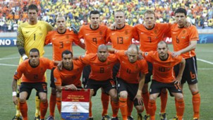 Netherlands world cup 2010
