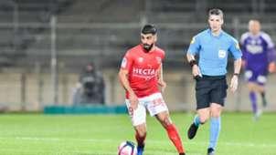 Umut Bozok Nimes Ligue 1