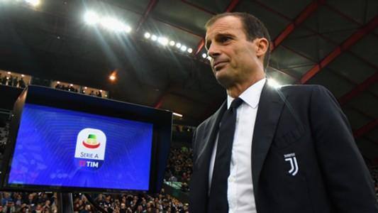Massimiliano Allegri Udinese Juventus