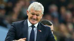 Southampton sack Hughes in bid to avoid relegation