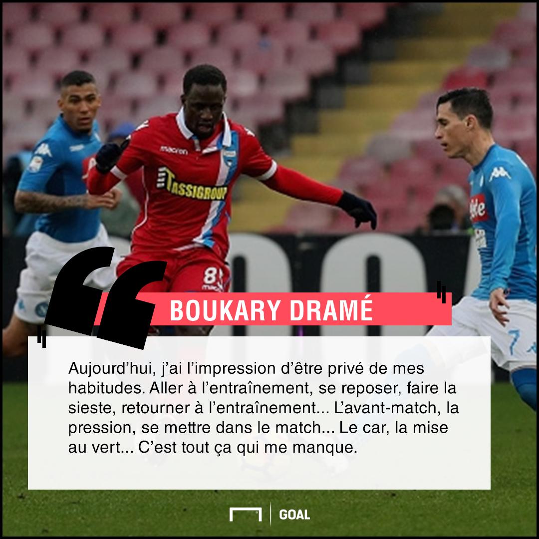 PS Boukary Dramé