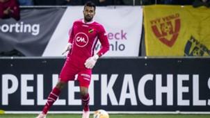 Benjamin van Leer NAC Breda Eredivisie 09222018