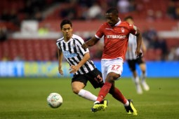 Tendayi Darikwa Nottingham Forest