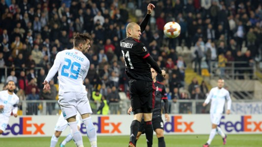 Rijeka Milan Vesovic 07122017 European League
