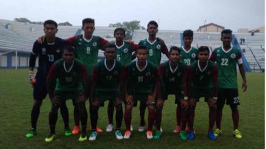 Mohun Bagan U-19 IFA Shield 2018