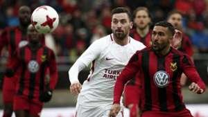 Sinan Gumus Saman Ghoddos Ostersunds Galatasaray UEL