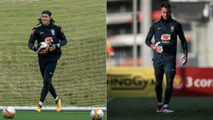 Cássio e Neto - Brasil - 20/04/2018