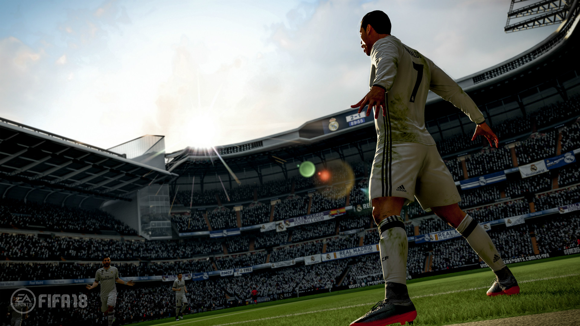 FIFA18 SCREENSHOT