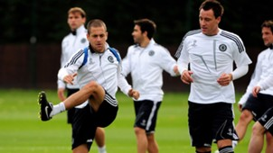 John Terry, Joe Cole, Chelsea, 29042017