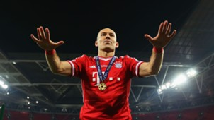 Arjen Robben FC Bayern München 2013