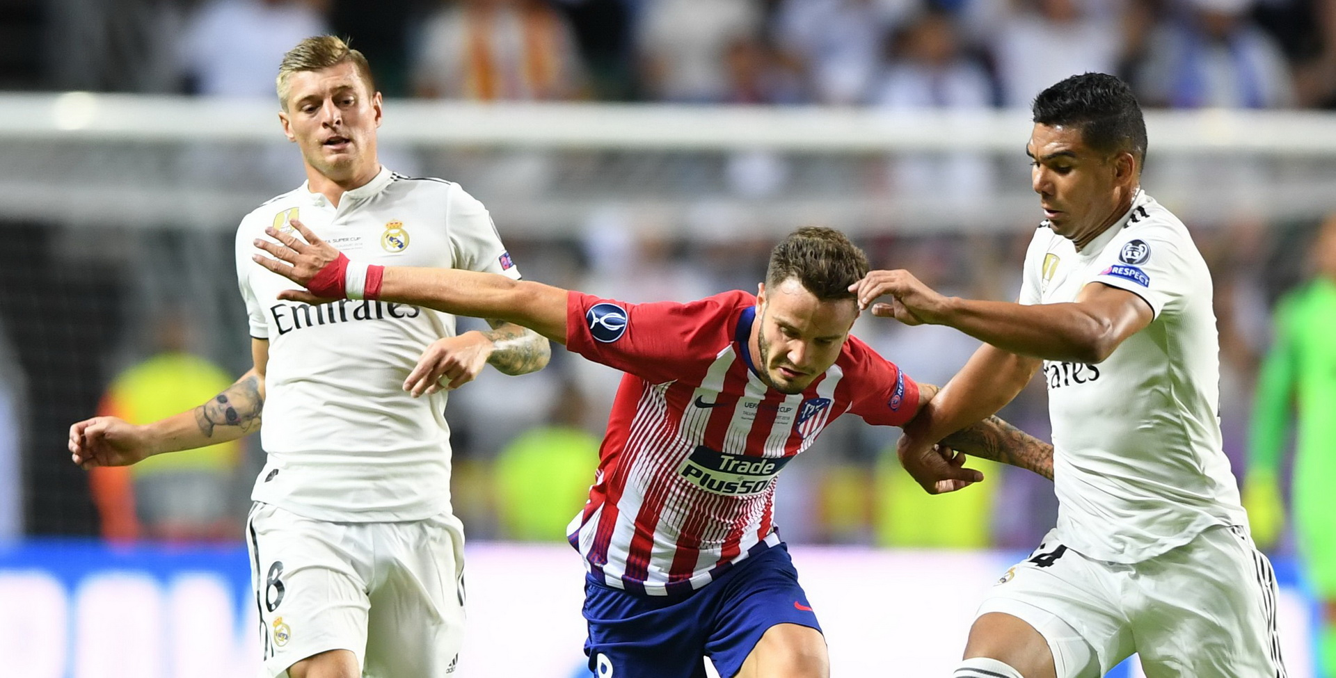 Highlights Real-Atletico Madrid 0-0: Sintesi e Video (Liga 2018-19)