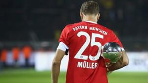 Thomas Müller, Supercup, Dortmund Bayern, 06082017