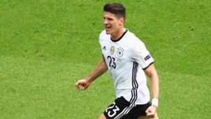 Mario Gomez Deutschland Nordirland 06212016