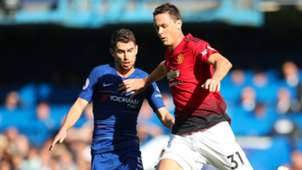 Nemanja Matic Jorginho Chelsea Manchester United