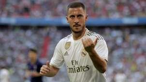 Eden Hazard Real Madrid 2019-07-30