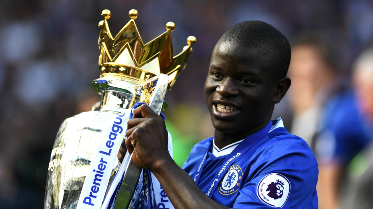 Image result for kante premier league champions