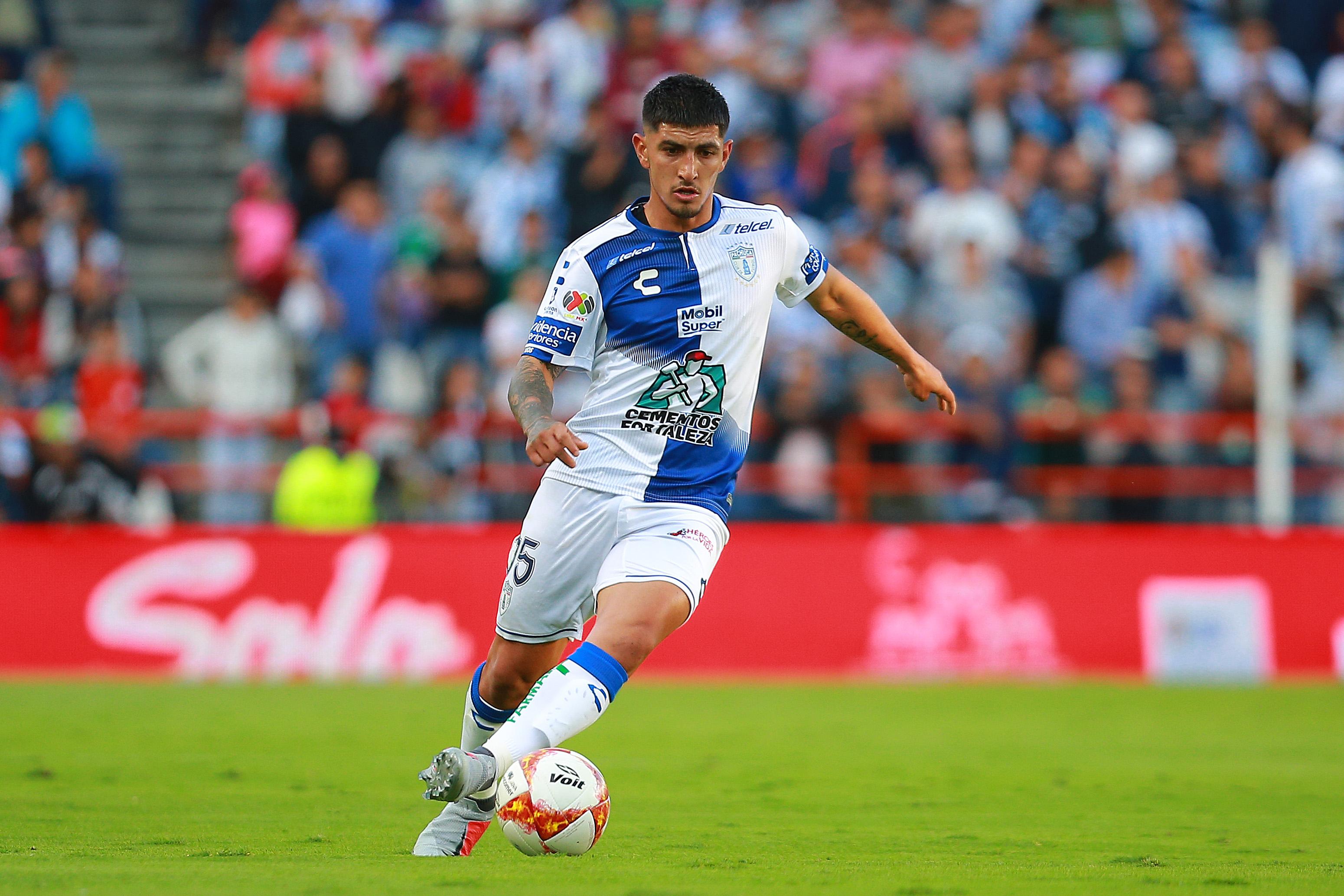 Victor Guzmán Pachuca Liga MX Apertura 2018