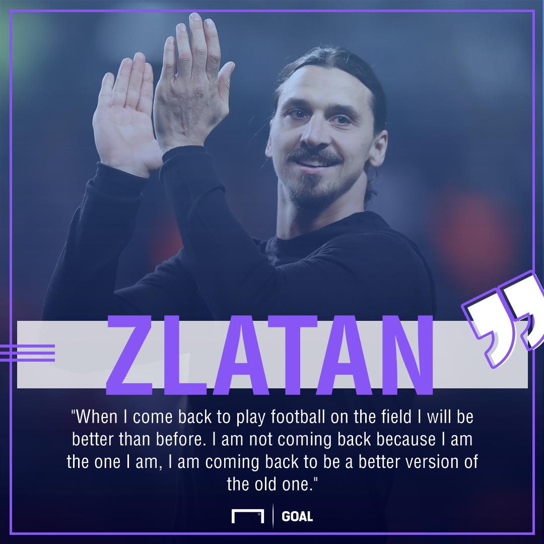 Zlatan Ibrahimovic quote gfx