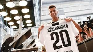 Joao Cancelo Juventus presentation 12072018