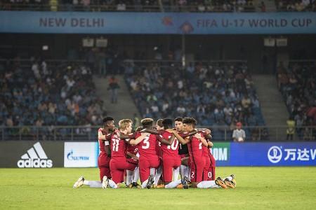 USA U17 vs India