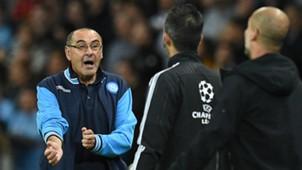 Sarri & Guardiola
