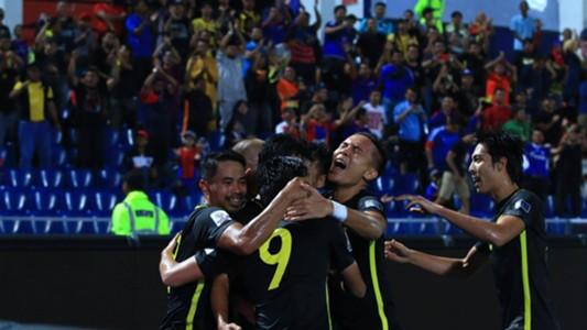 Malaysia, Lebanon, Asian Cup qualifier, 13/06/2017