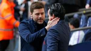 Mauricio Pochettino Tottenham Unai Emery Arsenal