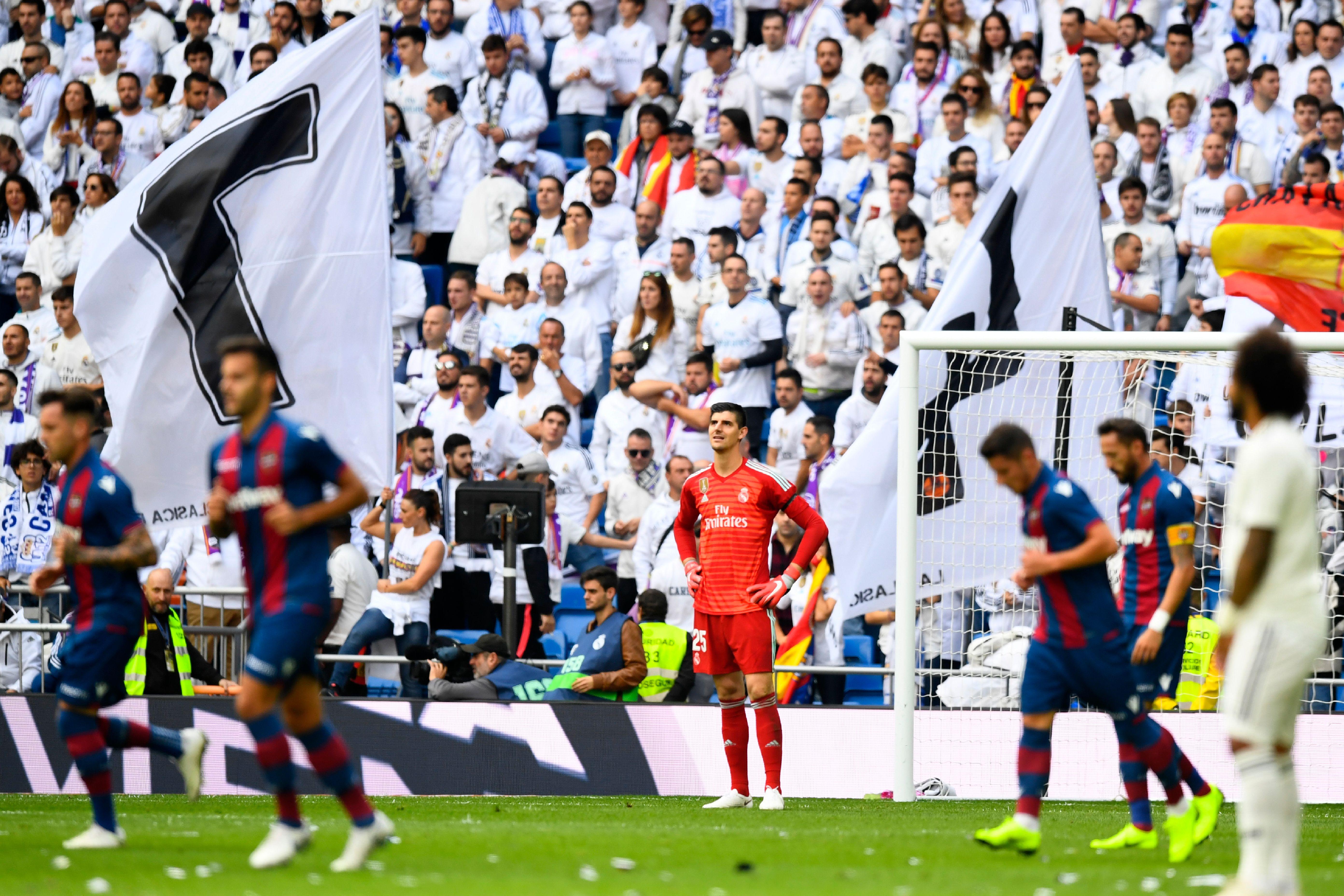 Real Madrid Levante LaLiga