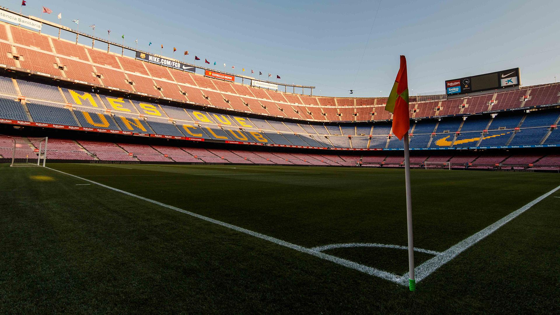 Camp Nou - LaLiga