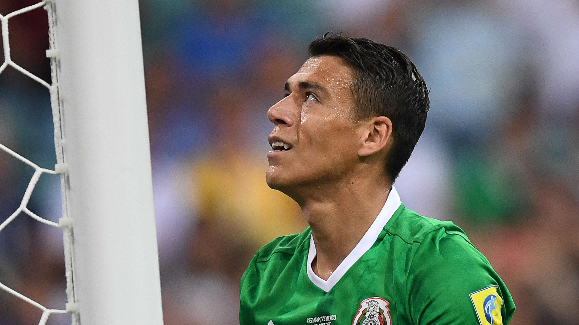 Messico, infortunio per Moreno: il giallorosso salta la gara di Panama