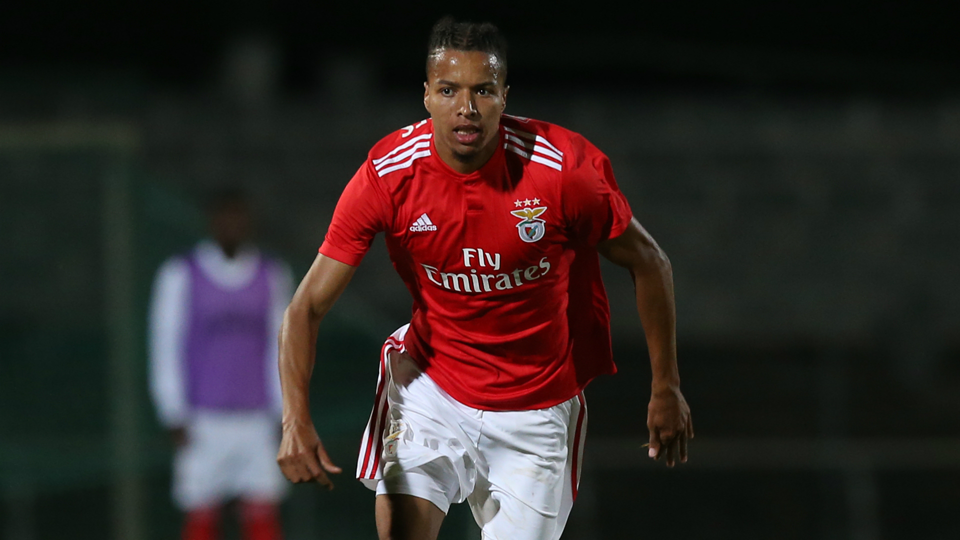 Tyronne Ebuehi Vitoria Setubal vs. Benfica friendly, July 13 2018