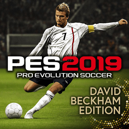 Embed only David Beckham edition PES 2019
