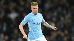 Kevin De Bruyne Premier League Team of the Week